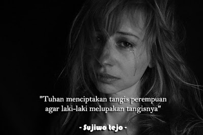 kata kata sedih menyentuh hati wanita