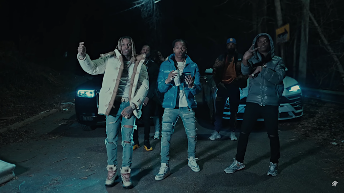 "Lil Durk Releases A New Music Video ""Finesses Out The Gang Way"" With Lil Baby 