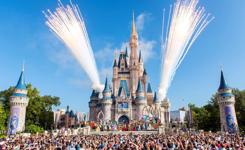Disney World Reservations Are Now Available