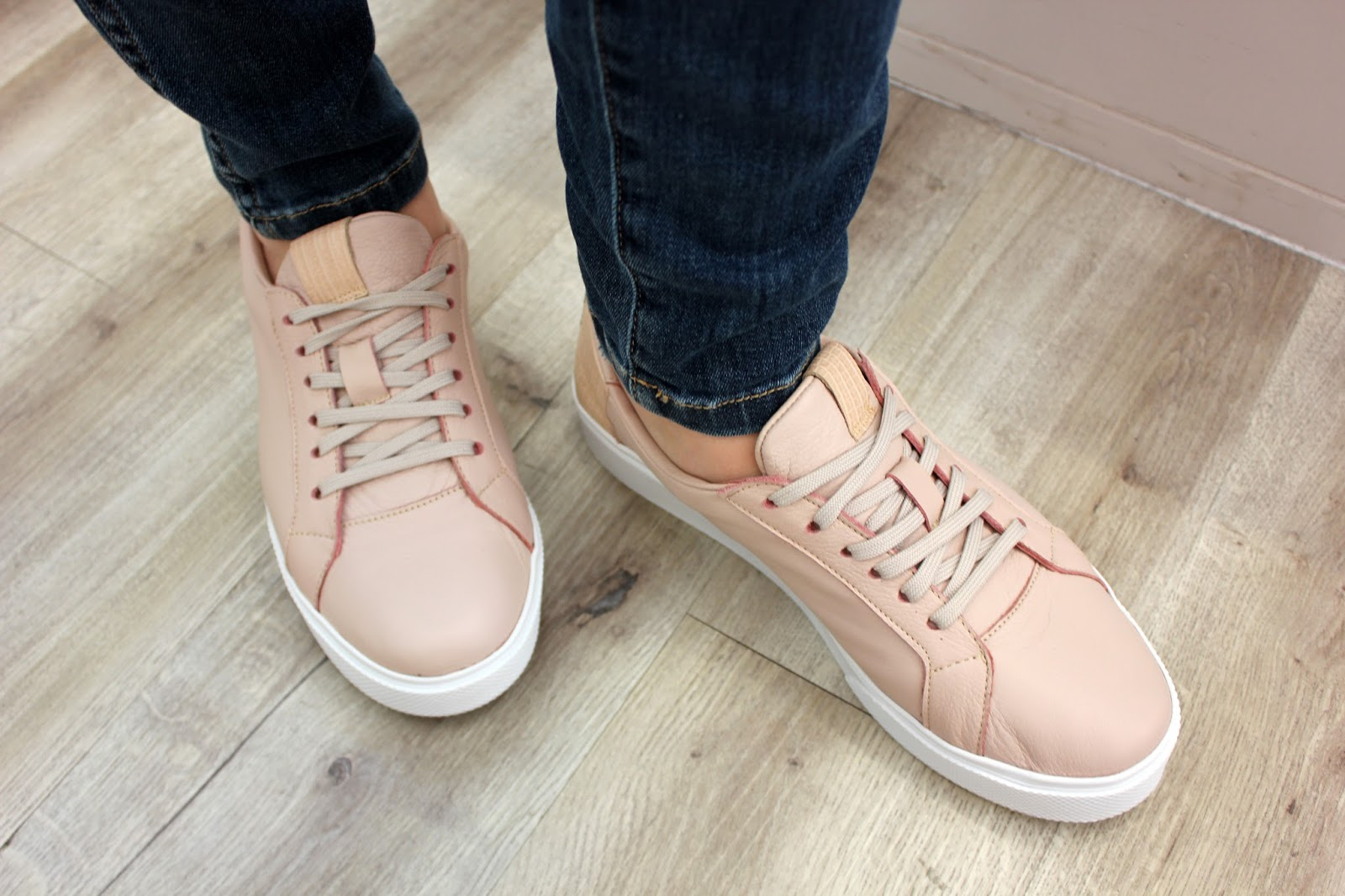 b7b201ea70dd Style Element  Kaanas  San Rafael  Sneaker in Blush.
