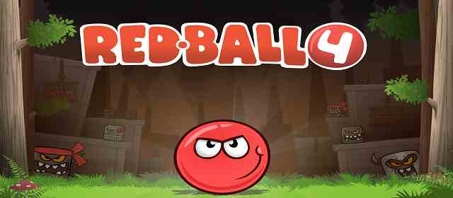 Red Ball 4 v1.4.15 Android Oyun Unlocked APK indir