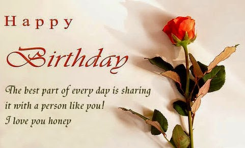 Happy Birthday Wishes For Someone You Love The Most