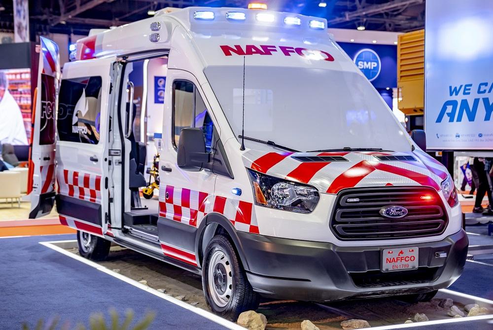 Ford Transit: Lựa chọn hàng đầu của các công ty cung cấp dịch vụ xe cứu thương
