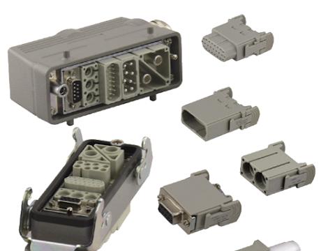TE Connectivity- HMN Modular Connector Series