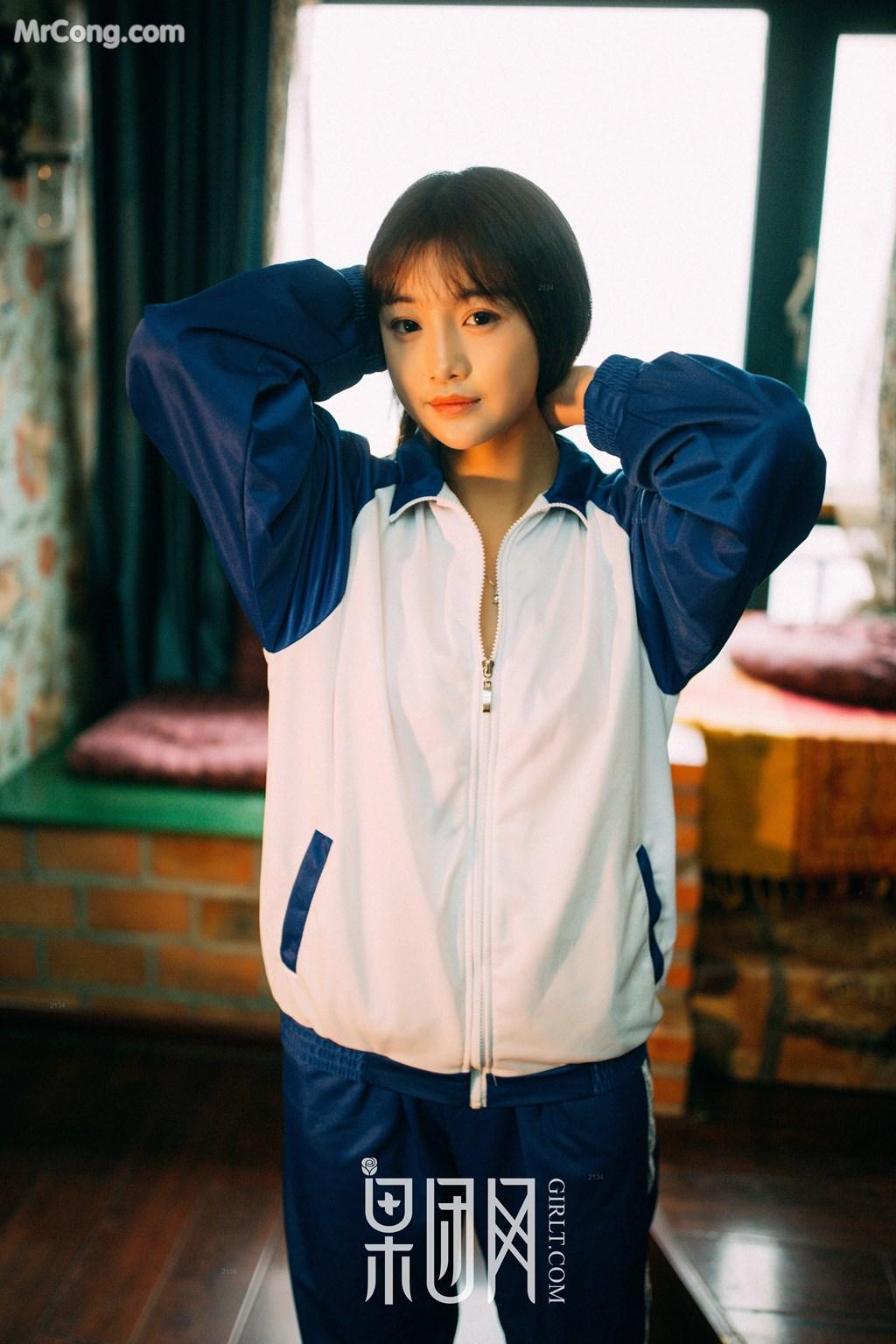 Image GIRLT-XCJX-No.015-MrCong.com-001 in post GIRLT XCJX No.015 (51 ảnh)