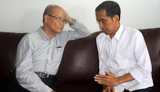 Batin Buya Syafii Menjerit, Rocky Gerung: Selamat Datang Kembali di Komunitas Akal Sehat