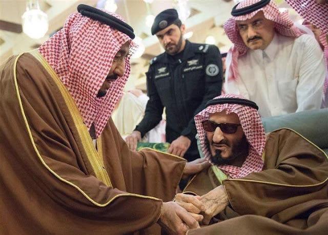 إعلان حزين وصادم من الديوان الملكي السعودي والموت يفجع الملك سلمان