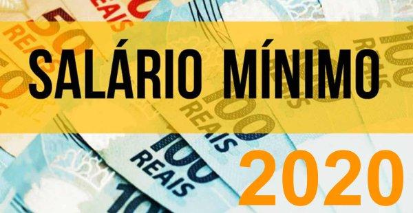 Governo Federal eleva salário mínimo para R$ 1.045 a partir de 1º de fevereiro