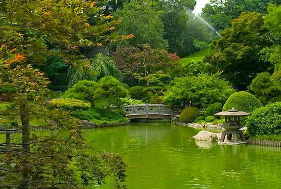 10 Inspirational Botanic Gardens | Brooklyn Botanic Garden, New York, United States
