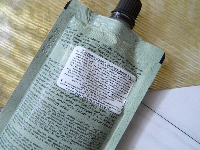 shampoo regeneration