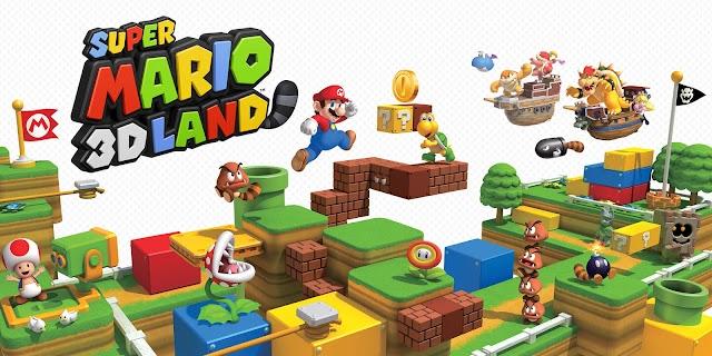Geçmişten Günümüze Mario: Super Mario 3D Land (2011)