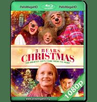 3 BEARS CHRISTMAS (2019) WEB-DL 1080P HD MKV ESPAÑOL LATINO