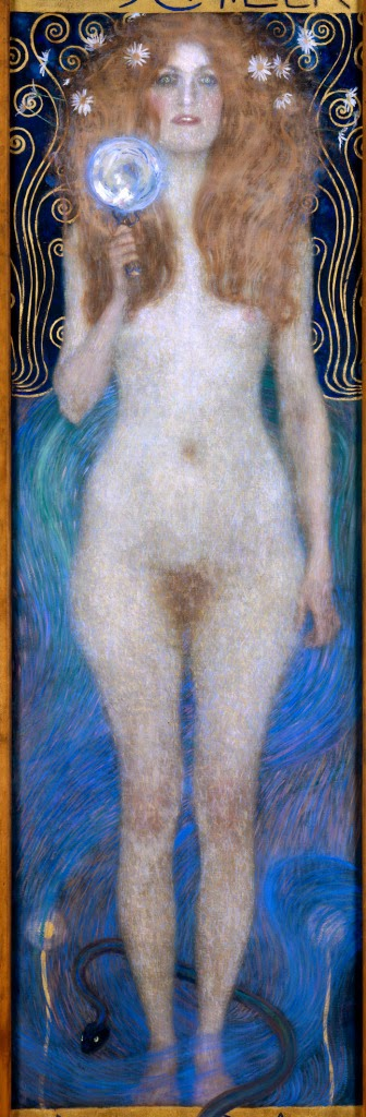 Verdade Nua - Gustav Klimt e suas pinturas ~ Pintor simbolista austríaco
