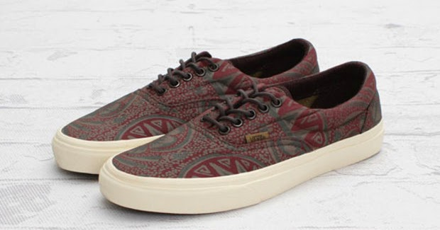 06a7ff0ccb SNEAKERS ALL YOU WANT  Vans California Era Washed Paisley