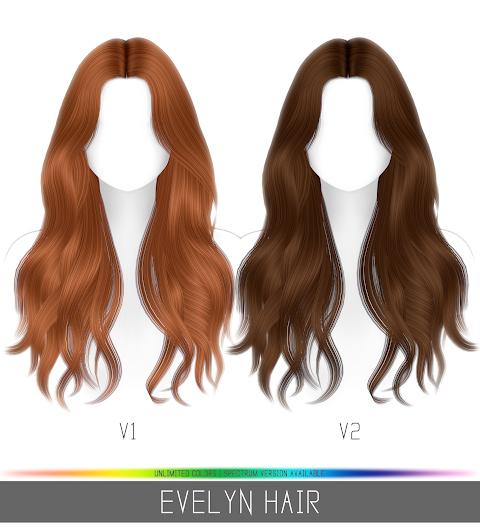 EVELYN HAIR (PATREON)