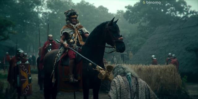 Barbarians Season 1 Dual Audio Hindi (Fan Dubbed) 720p HDRip