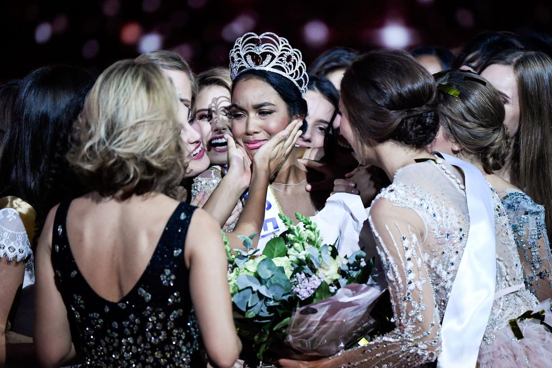 Clémence Botino, Miss Guadeloupe, est couronnée MissFrance2020