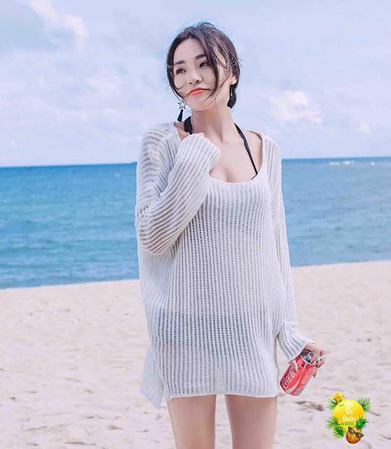 Shop ban ao luoi di bien gia re tai Thanh Xuan