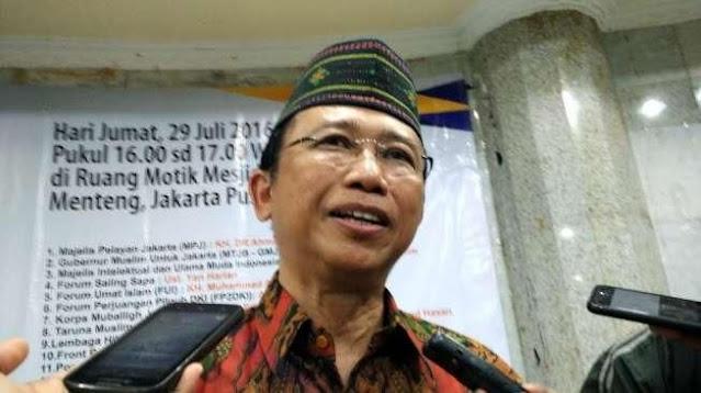 Marzuki Alie ke Andi Arief: Ingatkan yang Diberi Amanah, Hentikanlah Fitnah