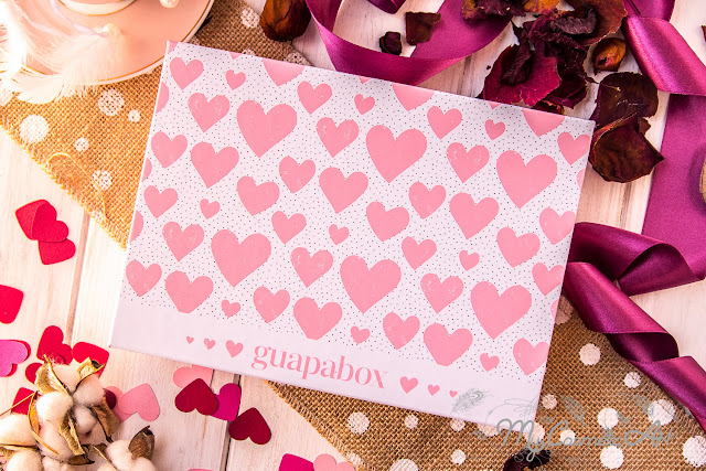 Guapabox de Febrero de 2018. San Valentín.