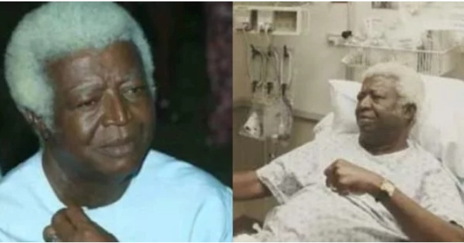 Veteran Nollywood actor Chief Bruno Iwuoha passes on
