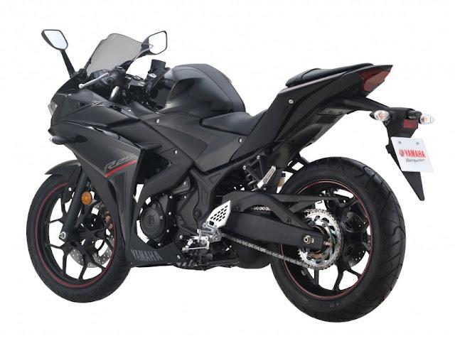 Warna Baru Yamaha R25 2018, Harga Asas RM20,630.78