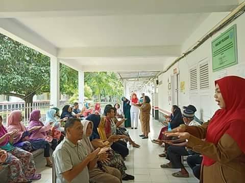 PKRS dan PPI Adakan Penyuluhan di RSUD Rantauprapat