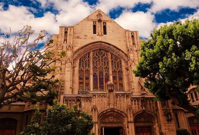 EVENT: Join Pasadena Heritage on tour through Architecturally-rich & Historic Churches 4/22/17