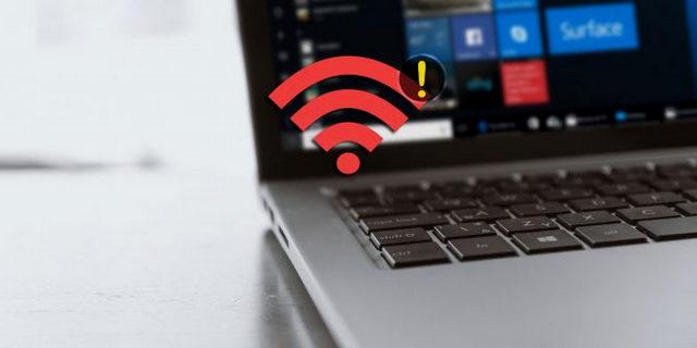 إصلاح مشكلة عدم الإتصال تلقائياً بالواي فاي في ويندوز 10