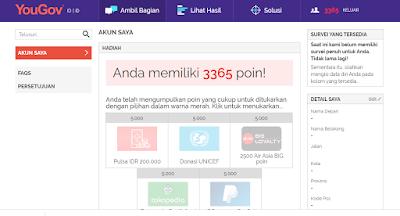 Cara Menghasilkan Uang Dari Aplikasi YouGov