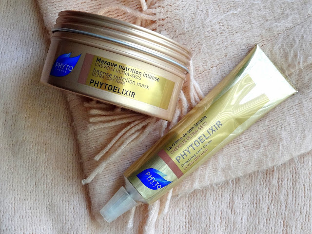 PHYTO Phytoelixir Cleansing Care Cream and Intense Nutrition Mask