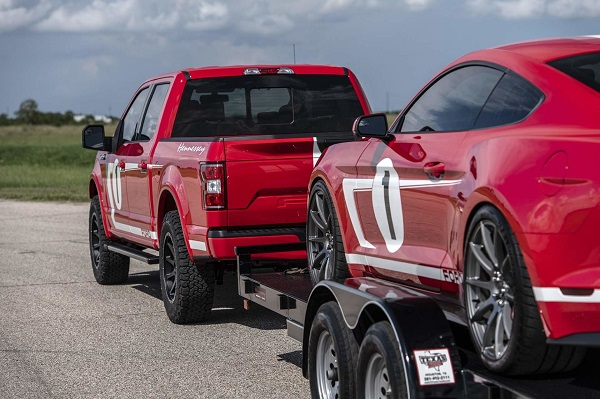 Ford F-150 Heritage Edition de Hennessey