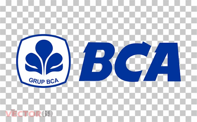 Logo Bank BCA - Download Vector File PNG (Portable Network Graphics)