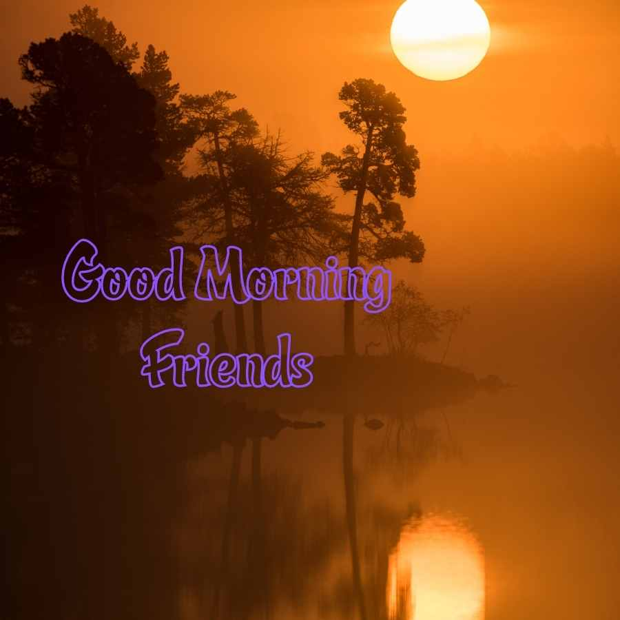 good morning image for friend