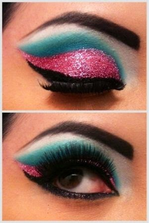 Eyes make up by sofi