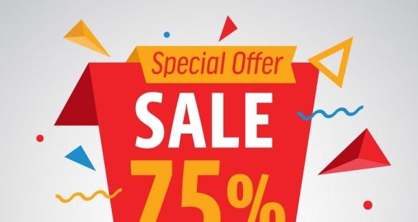 Pengertian Discount, Sale, dan Cashback