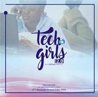 DSC FUTA Tech for Girls - FutaNewsandGist.com