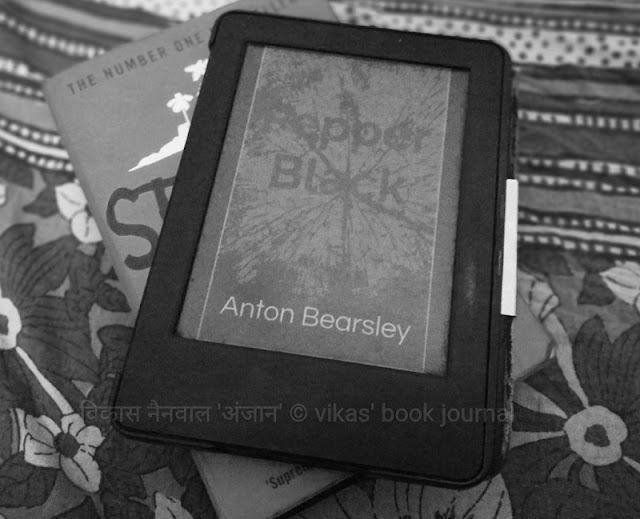 Pepper Black by Anton Bearsley