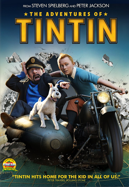 The Adventures of Tintin [Latino]