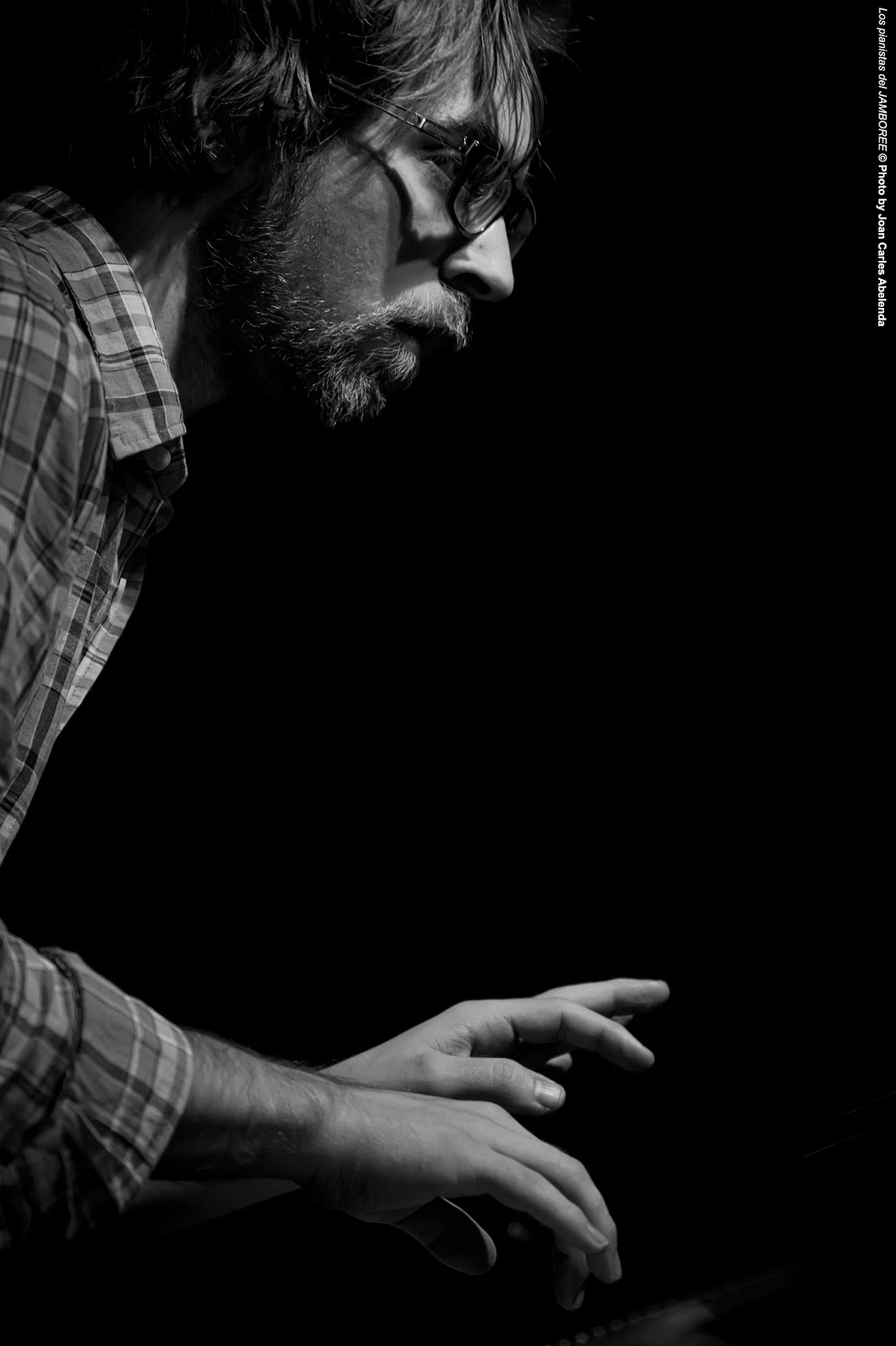 a biography of aaron parks a jazz pianist Home of jazz guitarist mike moreno  personnel: mike moreno-electric and  acoustic guitars, aaron parks, piano, doug weiss-bass, eric harland-drums.