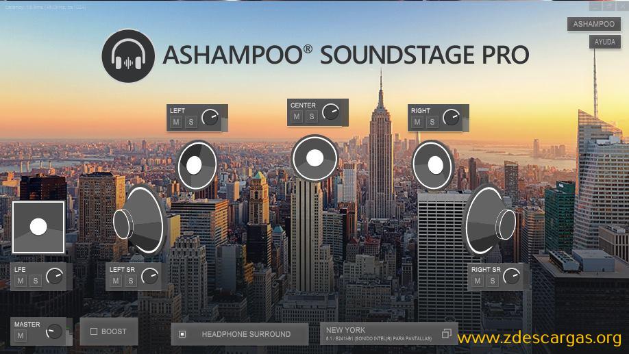Ashampoo Soundstage Pro Full Español