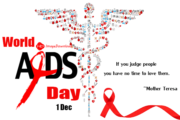 World Aids Day whatsapp Image