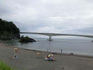 真鶴岩願海岸