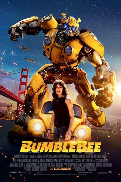 Review Filem Bumblebee