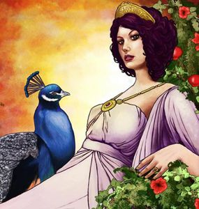 Hera, diosa de la mitologia griega
