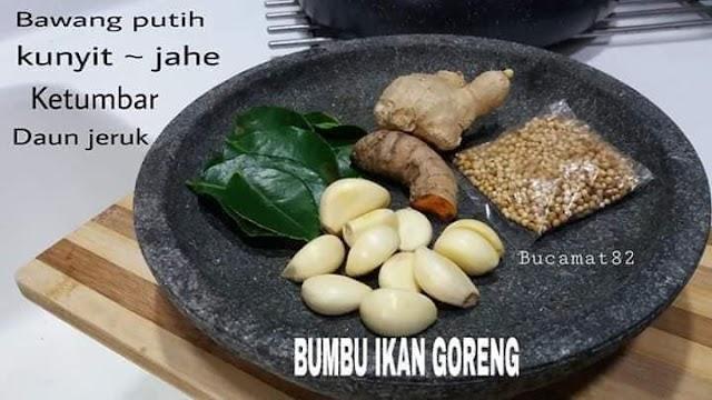 20+ Daftar Lengkap Resep Bumbu Masakan Indonesia + Gambar