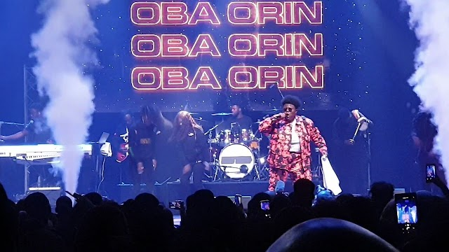 VIDEO: Watch Teni's Debut Performance at O2 Arena in Brixton,London