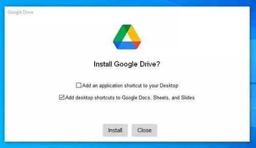 عمل نسخة احتياطية من الصور على  صور Google للكومبيوتر