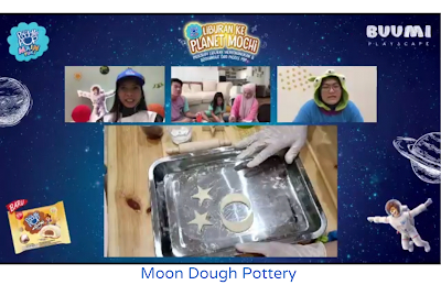Moon Dough Pottery
