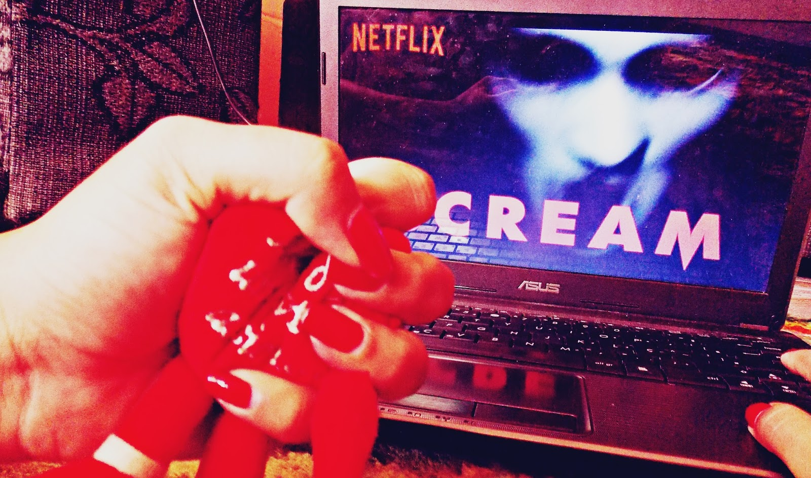 SCREAM NOVA SÉRIE DO NETFLIX